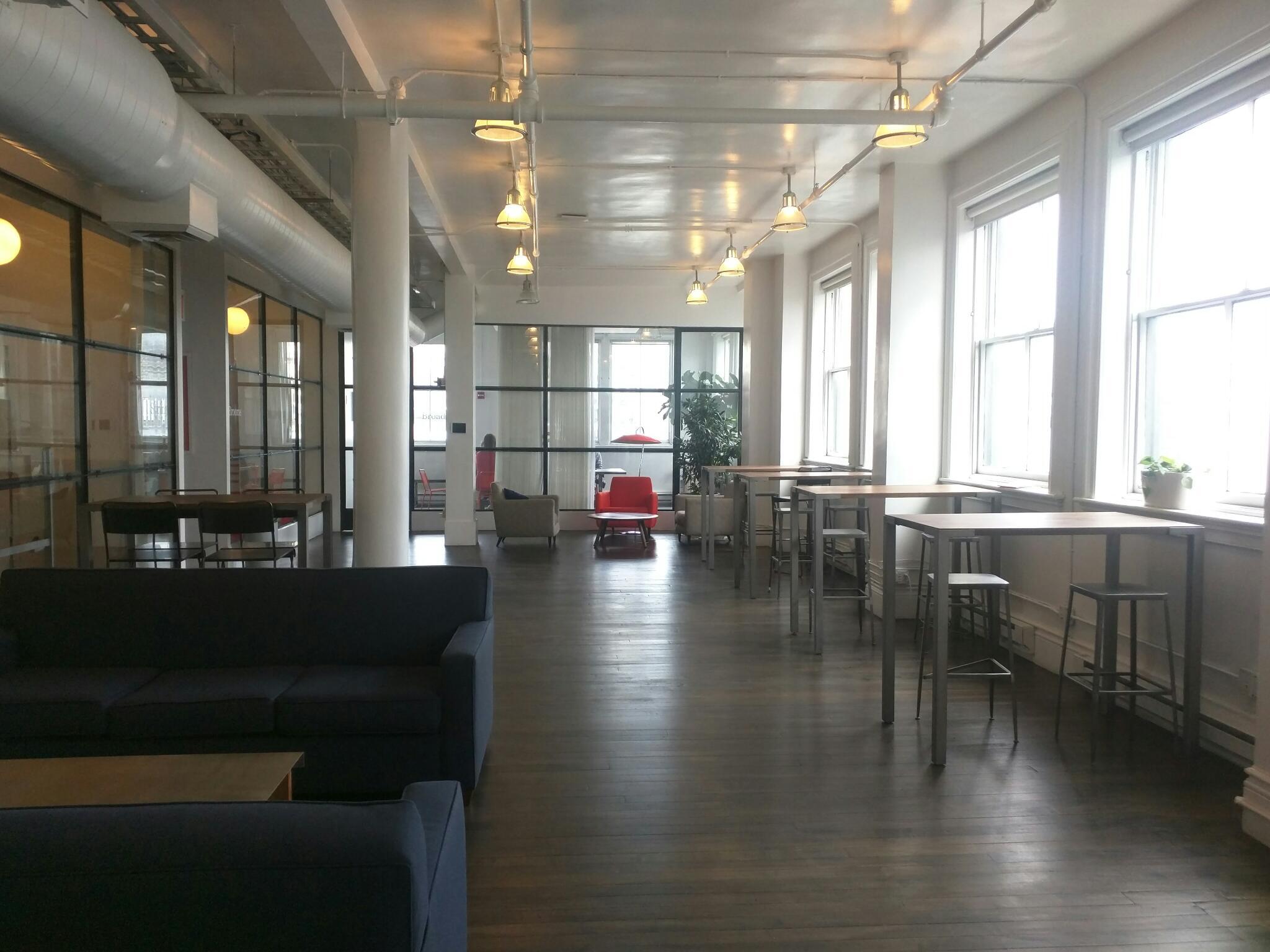 Desirable SoHo Office in Vibrant Neighborhood | 107 Grand Street