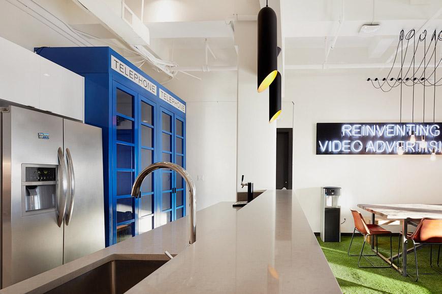 Unique Office Design Features from DMD Design