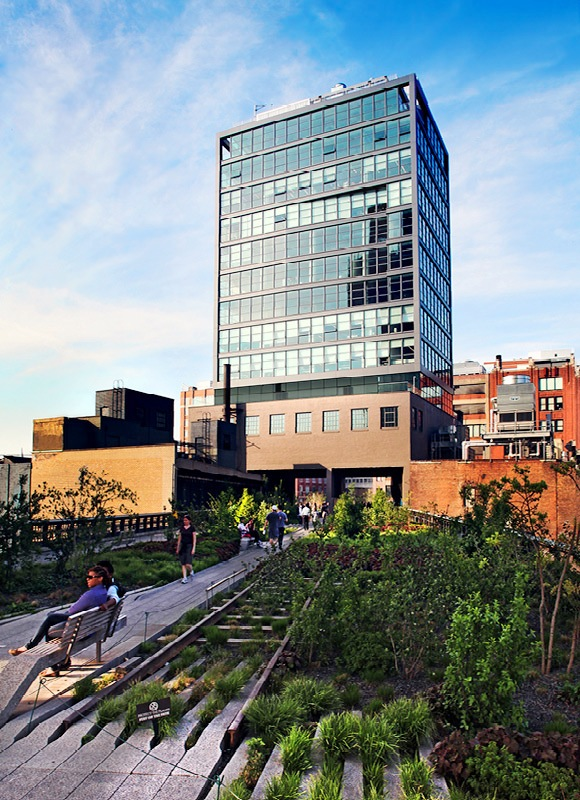High Line – Office Space